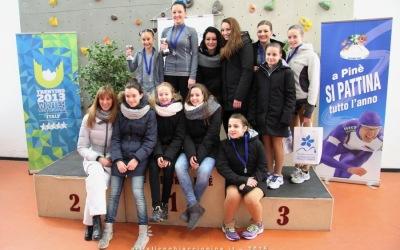 Due medaglie trentine ai Campionati Italiani