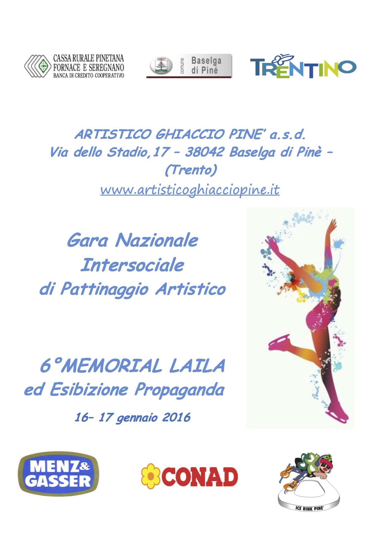 6° Memorial Laila